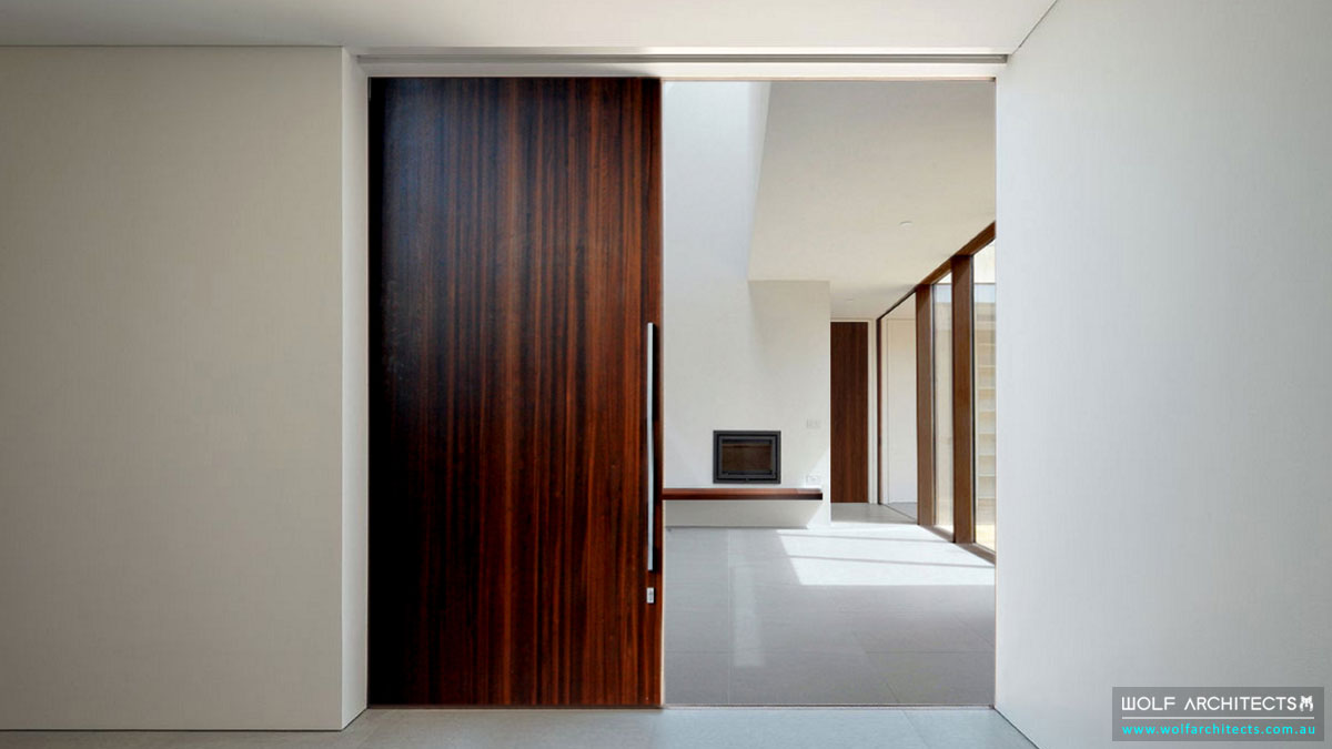 Wolf-Architects-Featured-Project-Super-Villa-Court-Yard-Door