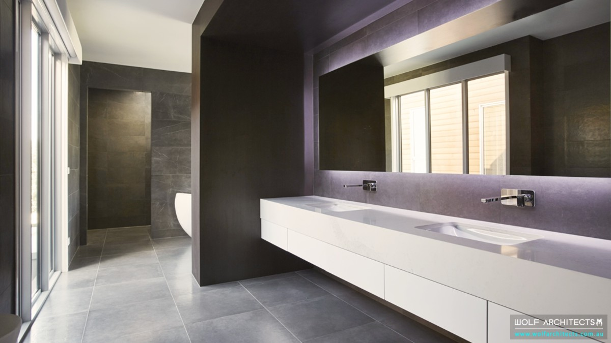 z house modern contemporary master ensuite