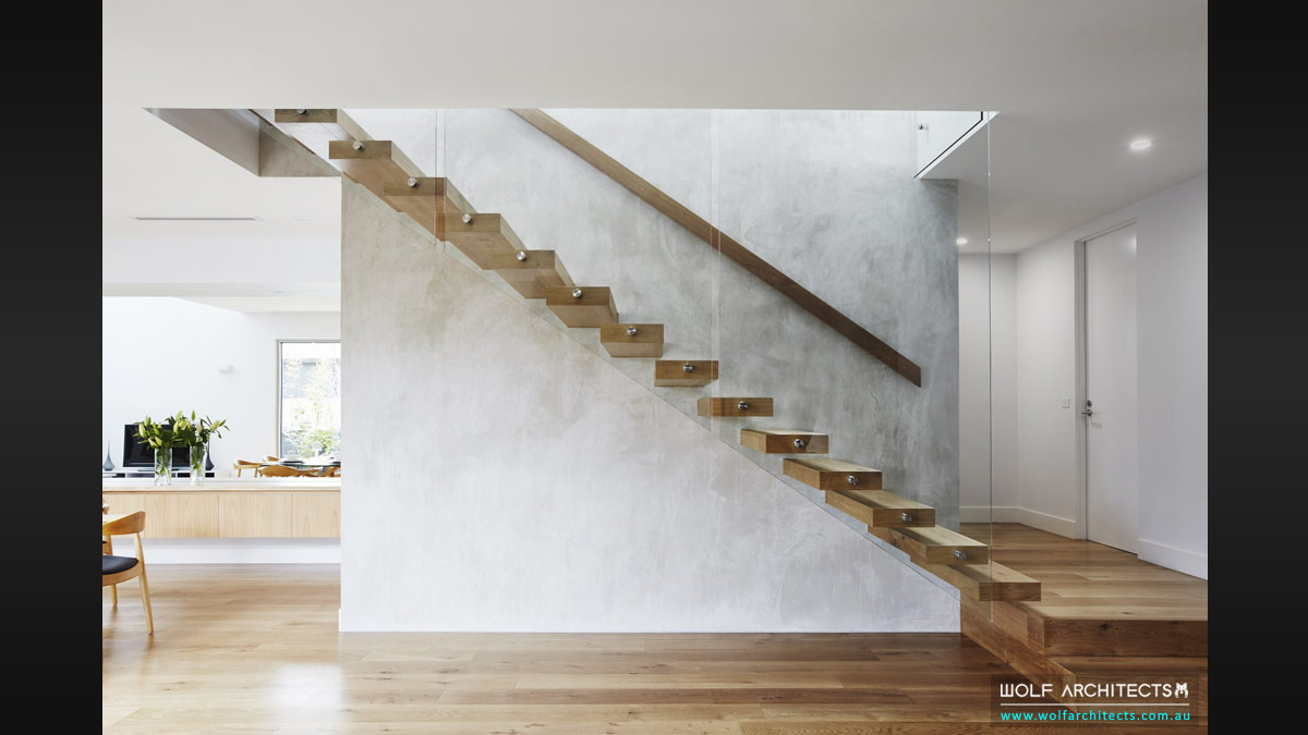 millers third house stairs