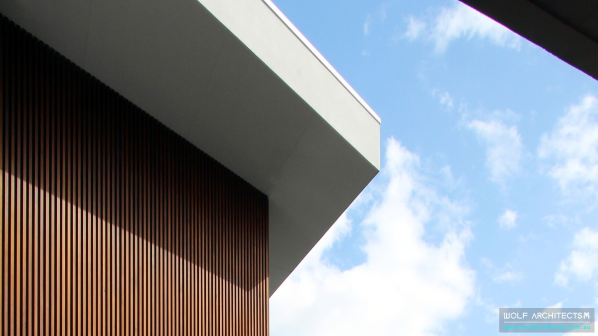 z house contemporary detail
