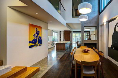 Wolf Architects Portfolio Featured Image for Interior Design Section
