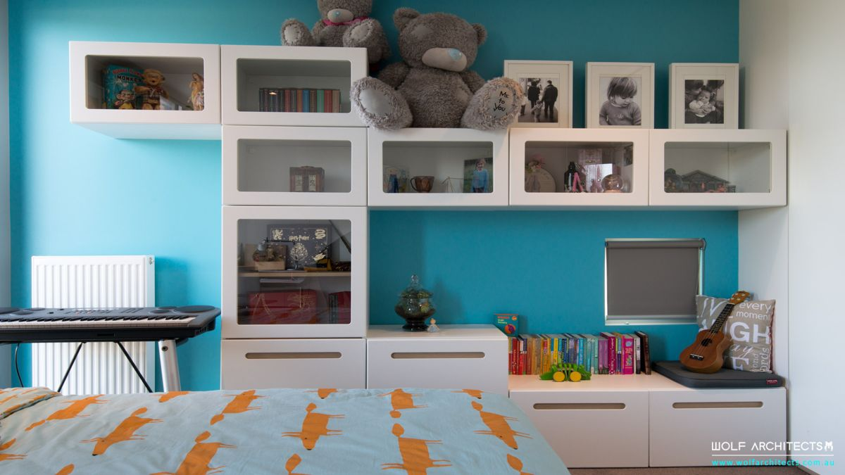 Modern Childrens bedroom design