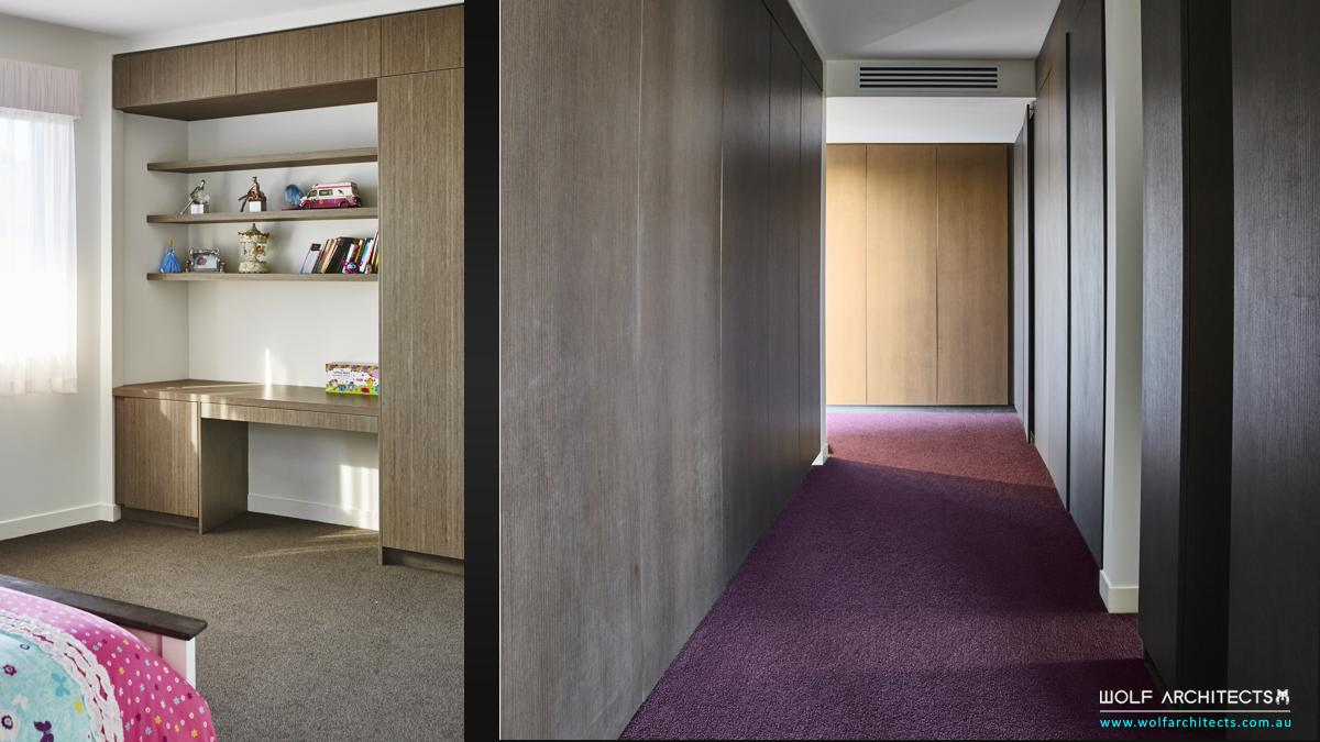 built unit joinery and WIR designs