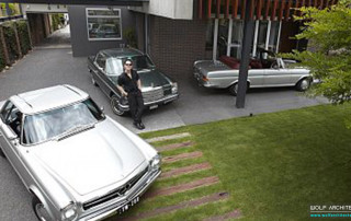 Taras wolf and his Classic Cars