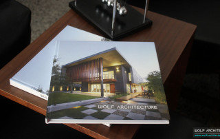 the wolf architecture book