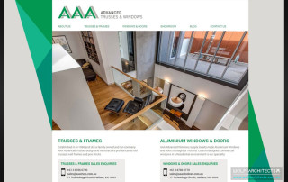AAA trusses and windows screenshot