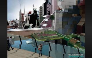 Sky Park rendering