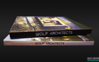 Wolf Architects books