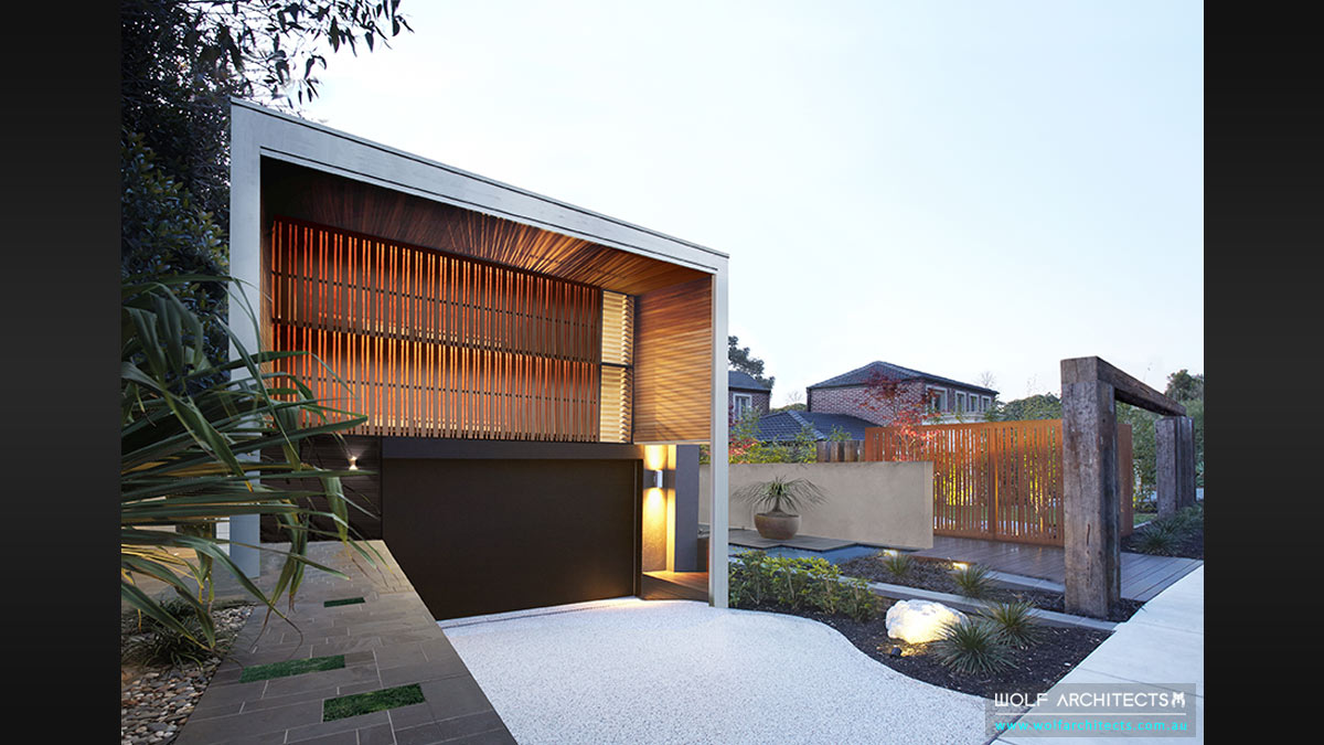 The best Melbourne Architects renovation and extension by Wolf Architects