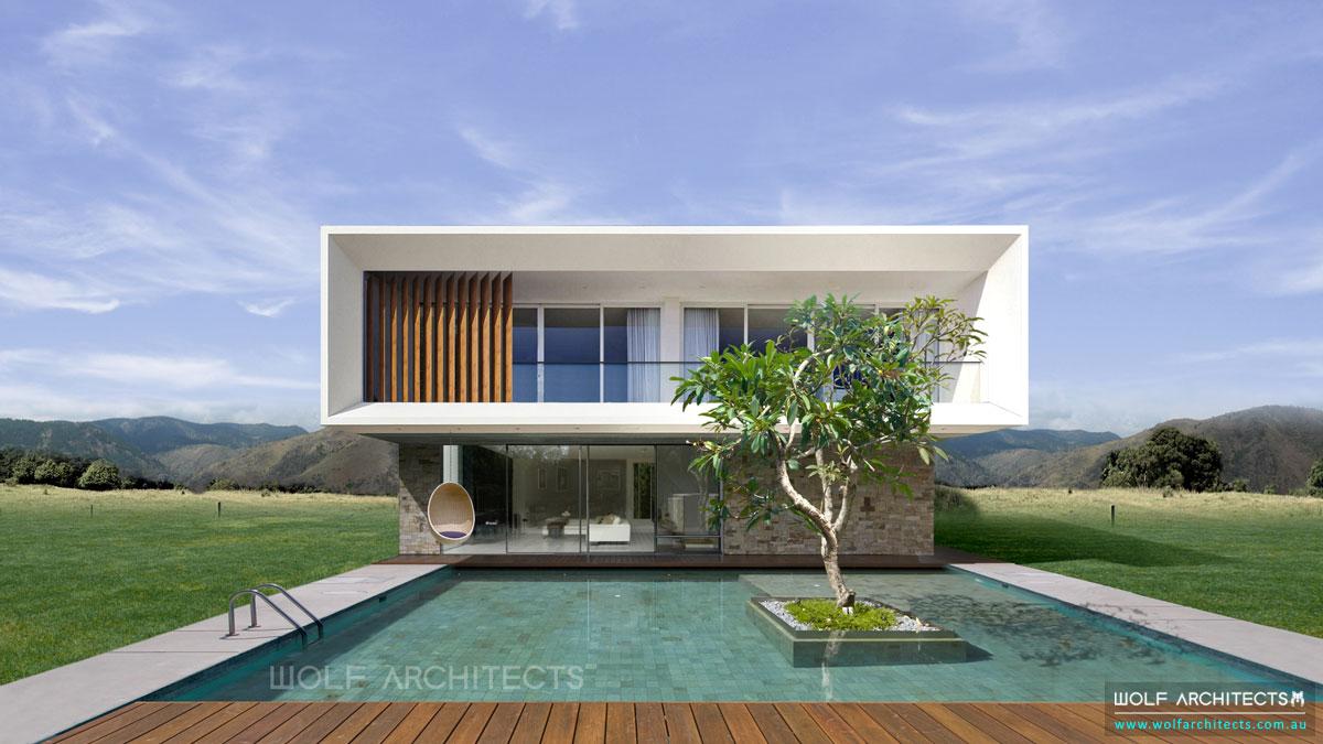 Lee house