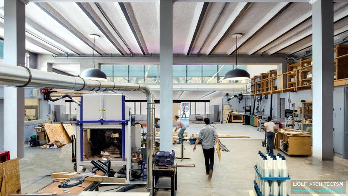 WolfArchitects-FeaturedProject-Car-Parts-Factory-Workshop