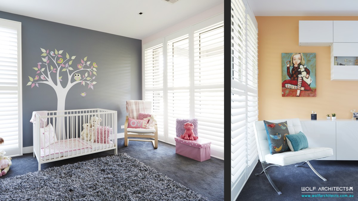 modern contemporary children's bedrooms