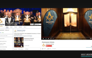Freemasons Vic screenshot