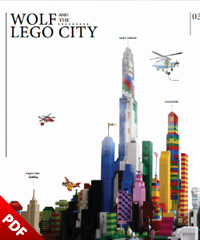 Wolf And The Lego City