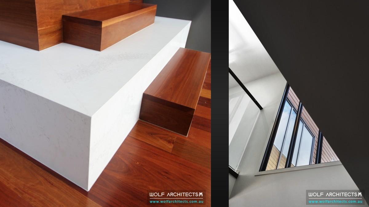 z house modern interior details