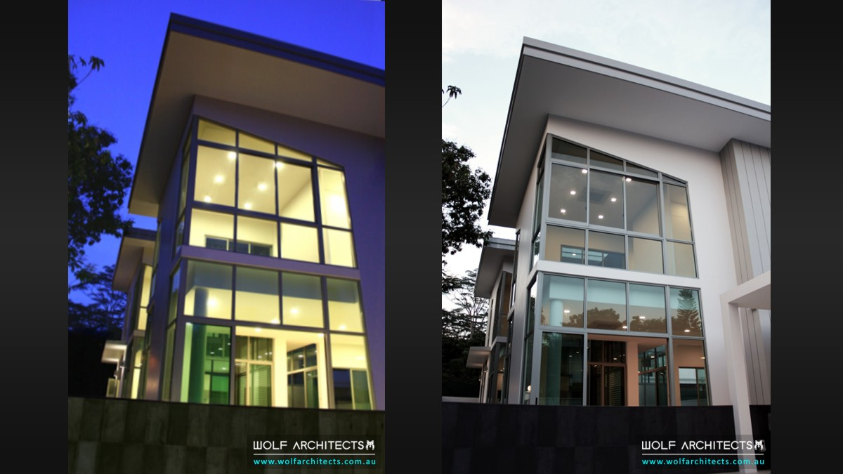 Meryn Rd dynamic exterior corner