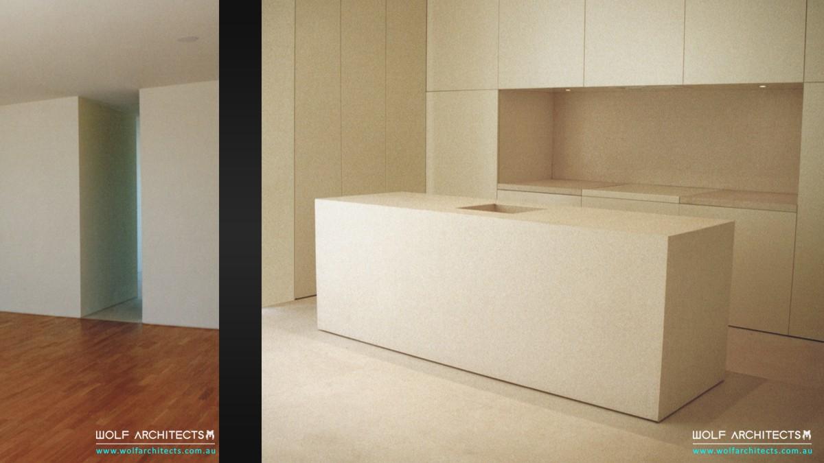 South Yarra Detail Kitchen