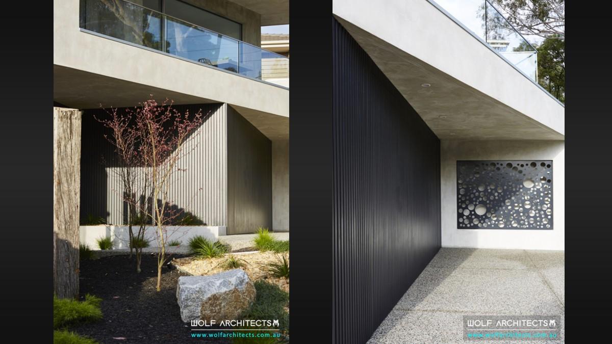 third house modern minimal architectural detailing