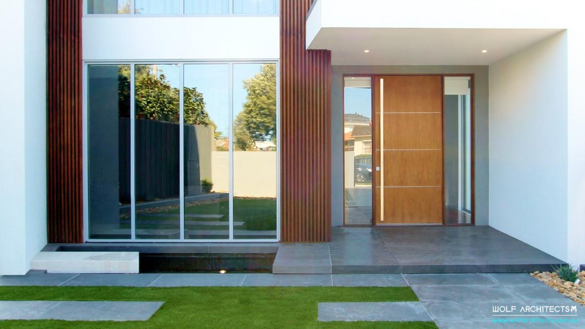 z house entry