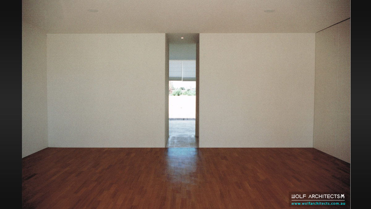 minimal toorak apartment living