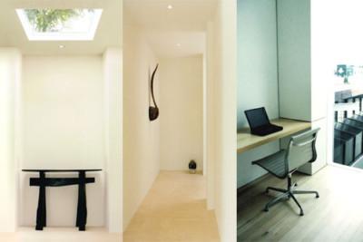 minimal toorak apartment