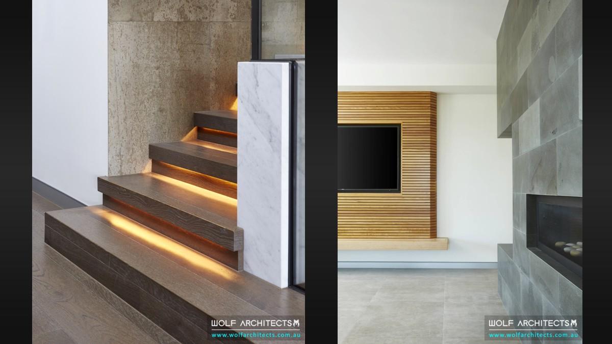 Kruger house modern details