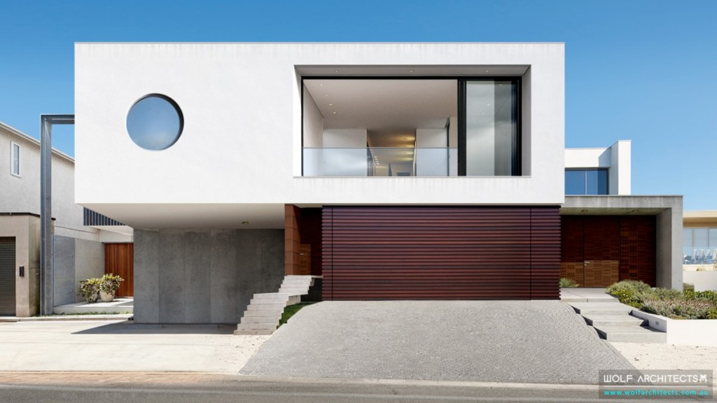 Modern WOLF Architects Home