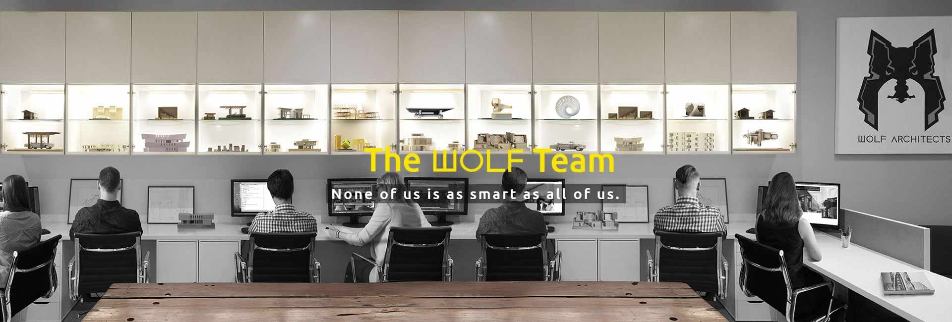 Wolf architects team