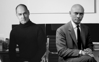 Taras Wolf and Yul Brynner