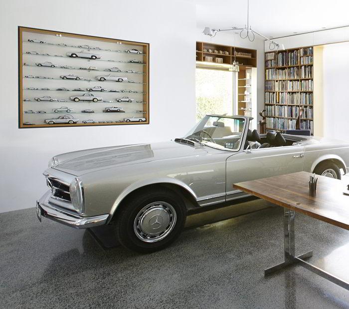 Taras Office Mercedes