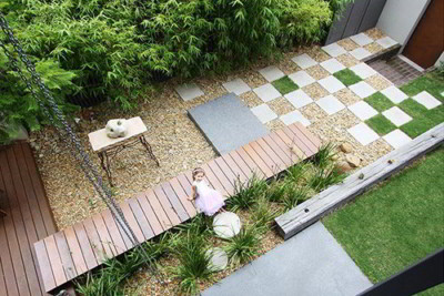 Wolf Architects Portfolio Featured Image for Landscape Design Section