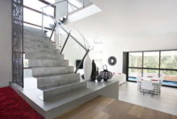 Wolf Architects Portfolio Featured Image for stair room design Section