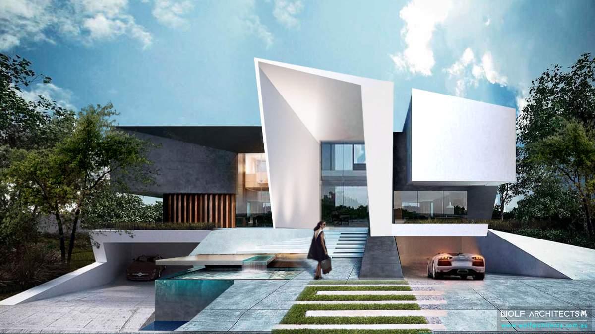 Brighton modern luxury mansion concept