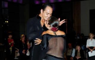 Taras Wolf Dancing