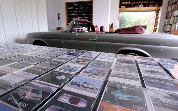 Taras CDs and car