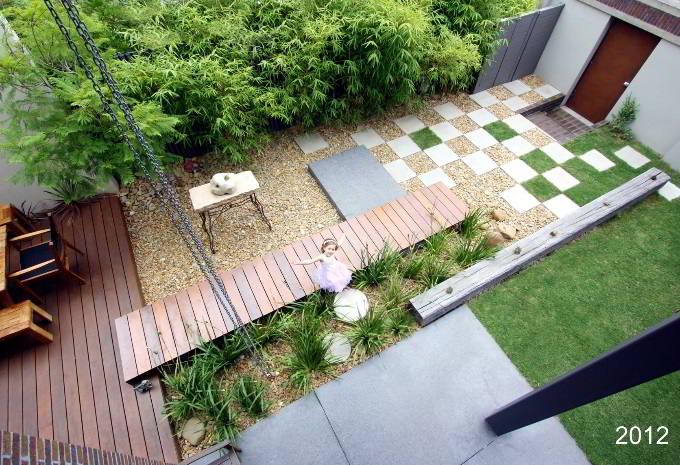 Wolf House Garden 2012