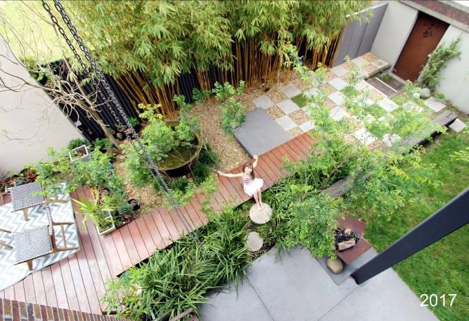 Wolf House Garden 2017