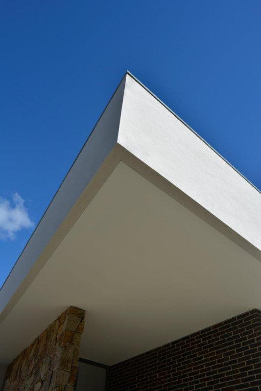 Heathmont home entryway detail