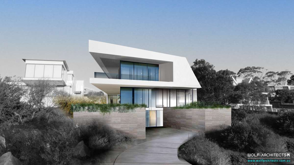 Mt martha house concept