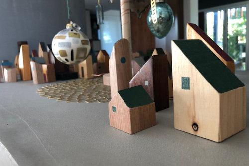 WOLF xmas Village 2018